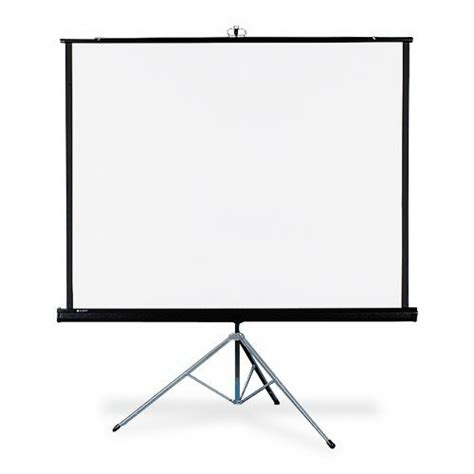 Tripod Screen 70 quartet portable tripod projection screen 70 x 70 inches