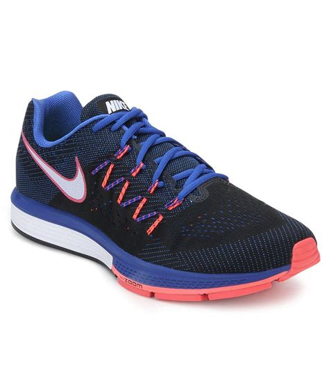 nike air zoom vomero 10 blue sports shoes buy nike air