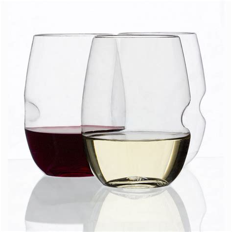 stemless wine glasses acrylic stemless wine glasses roselawnlutheran