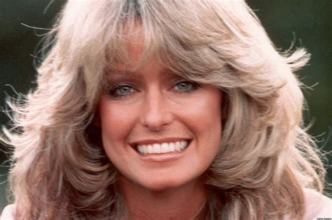 updated farah faucet haircut farrah fawcett and her iconic 70s hairdo photo huffpost