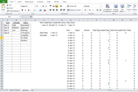 issue tracking template excel microsoft excel tmp