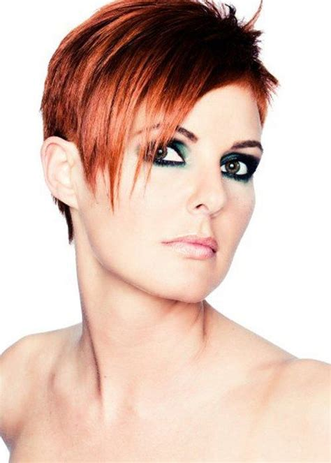 what is a good edgie hair cut for women over 50 126 best hairstyle images on pinterest