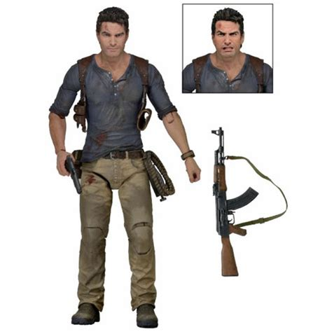 figure 7 inch uncharted 4 nathan ultimate 7 inch scale