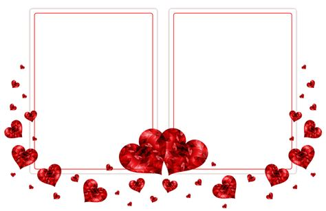 cornici per powerpoint 14th february frame backgrounds presnetation ppt