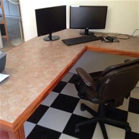 Custom Home Desk by Handmade Custom Home Office And Desk By Manhattan