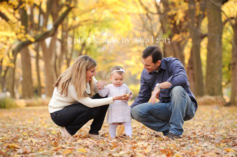 fall family photo shoot  central park central park baby