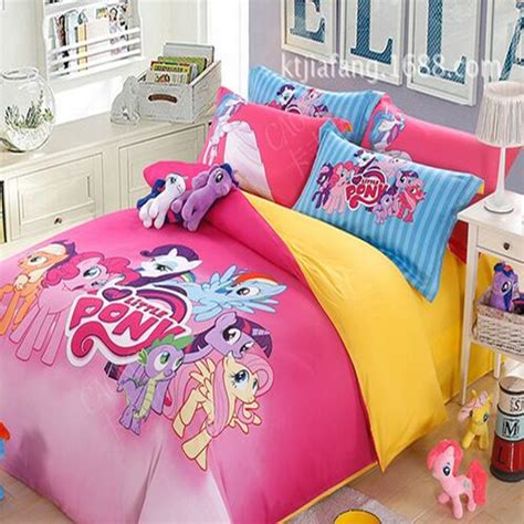 my little pony twin bedding popular pony comforter buy cheap pony comforter lots from
