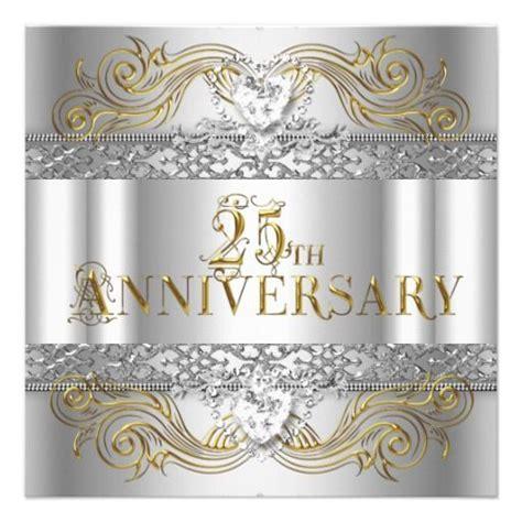 25 Wedding Anniversary Party Ideas   wedding anniversary
