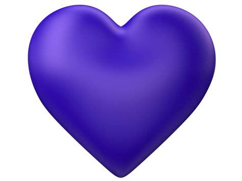 3d love heart indigo 3d love heart with transparent background