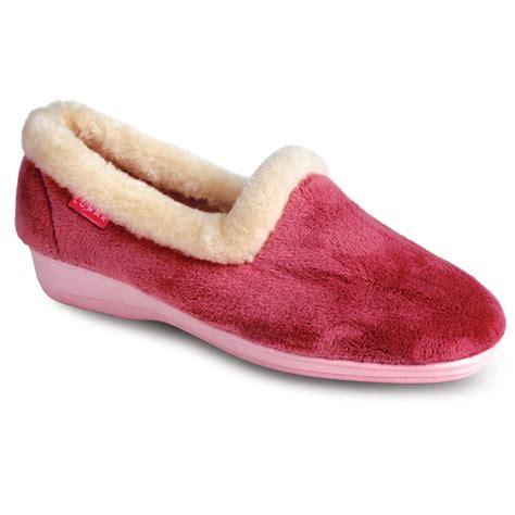 pink slipper shoes kll017 pink slipper