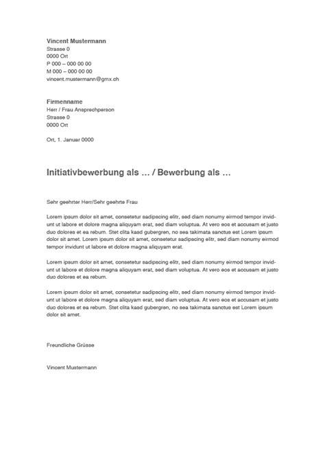 Bewerbung Initiativbewerbung Als Kaufmännische Angestellte Bewerbungsbriefe Adalta
