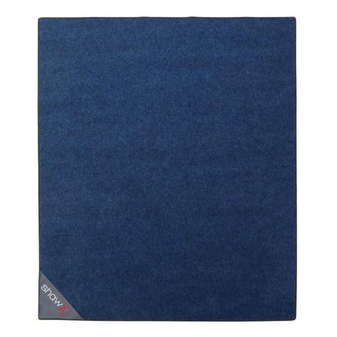 Shaw Drum Mat by Shaw Pro Drum Mat 2m X 1 6m Blue At Gear4music