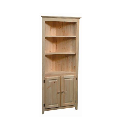 Hutch Cabinets Dining Room by 32 Inch Afc Corner Cabinet Simply Woods Furniture