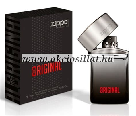Edt The Shop Original zippo the original 75ml parf 252 m rendel 233 s olcs 243 parf 252 m
