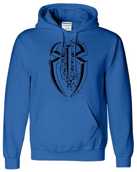 Sweater Hoodie Ryse Of Rome Front Logo reigns spear logo mens hoody jumper gift sweat