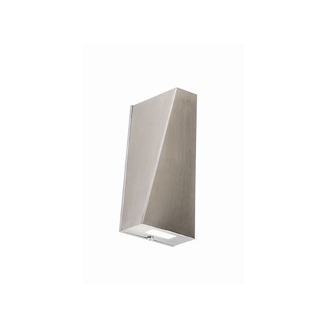 outdoor led up wall light wide and narrow stainless steel led up and outdoor
