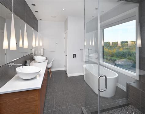 images of en suite bathrooms ensuite contemporary bathroom edmonton by habitat