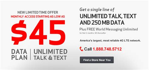 unlimited home phone plans verizon launches limited time 45 plan with unlimited talk