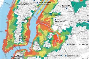 East Garden City Ny Zoning Map Expanded Flood Evacuation Zones Now Cover 600k More New
