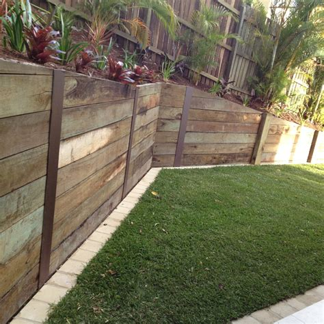 retaining wall ideas retaining walls sunshine coast pro line landscape gardening