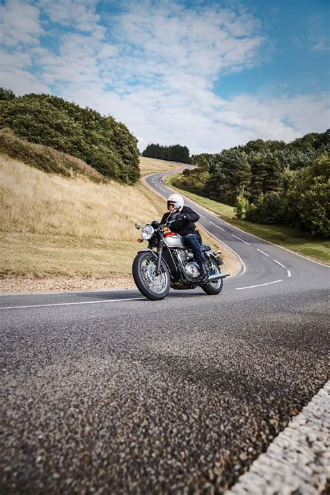 Motorrad Triumph Gebraucht Kaufen by Gebrauchte Triumph Bonneville T120 Motorr 228 Der Kaufen