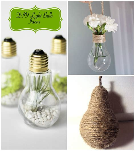 diy idea diy light bulb ideas diy decorator
