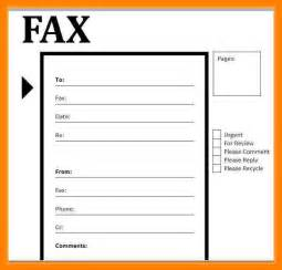 Fax Cover Sheet Pdf by 5 Fax Cover Sheet Pdf Producer Resume