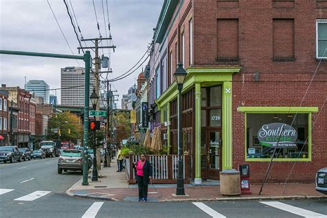 Southern Kitchen Richmond Virginia by Living In Shockoe Bottom Va Community Info And