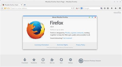 How to install Mozilla Firefox 31 on OpenSUSE 13.1 ... Install Firefox English