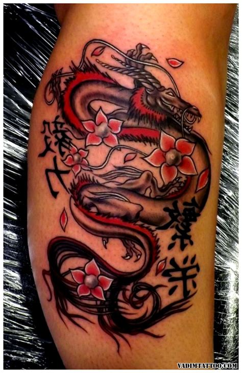 chinese dragon tattoo meaning 45 designs and meanings