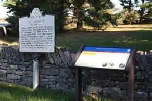 Comfort Inn Columbia Tn Civil War Trail Marker At St John S Church Picture Of