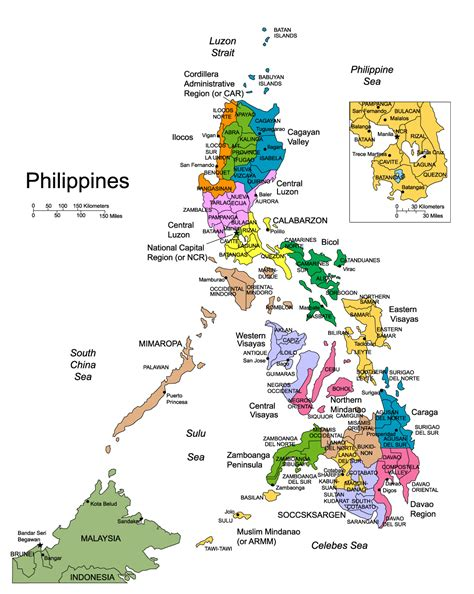 map usa to philippines maps of philippines detailed map of philippines in