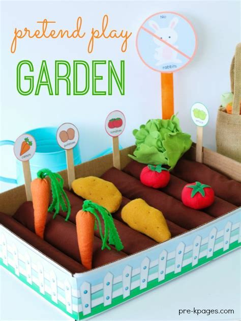 Garden Projects For Kindergarten 25 Best Ideas About Vegetable Crafts On