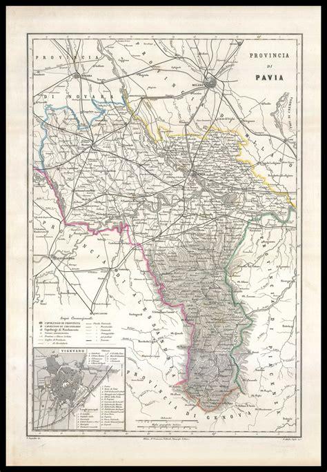 pavia cartina geografica pavia vigevano lombardia node field autore carta