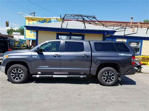 Toyota Tundra Topper 2016 Tundra Crewmax Are Z Series 1g3 Suburban Toppers