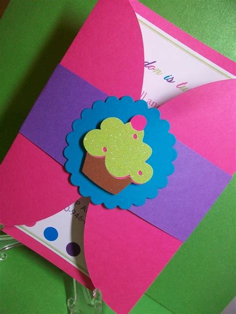 Handmade Birthday Invitation Card Ideas - charming handmade birthday invitation cards 52 for wedding