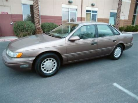 1992 ford taurus for sale 1992 ford taurus transmission sale