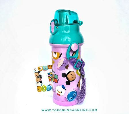 Botol Minum Termos Tsum Tsum botol skiphop toko bunda