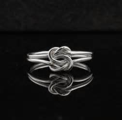 Infinity Knot Ring Meaning Knot Ring Infinity Ring By Indulgentdesigns