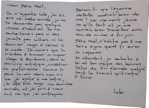 Lettre Demande De Stage Originale Comme Lola Pour Trouver Un Stage Optez Pour La Lettre Au P 232 Re No 235 L Cv Originaux Fr Le