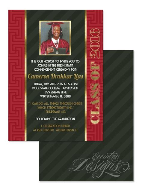 sle invitation to graduation ceremony 26 best graduation invitations images on decoration digital invitations and