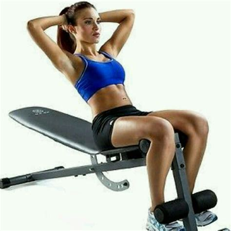 how to do sit ups on a bench flat bench sit up exercise how to workout trainer by skimble