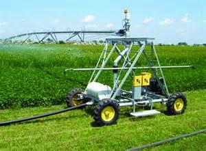 Ultra linear irrigation system efficient pivot irrigation r amp k