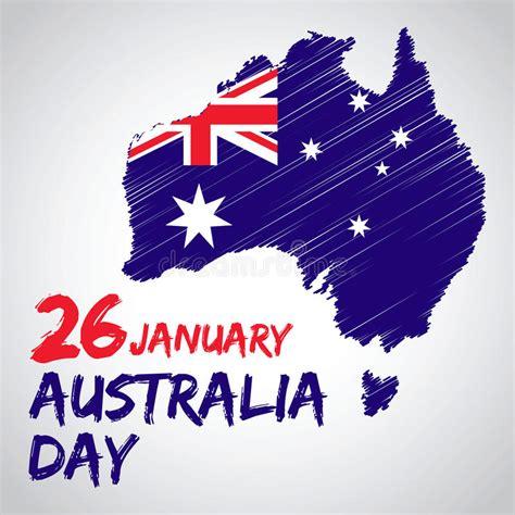 s day rating australia australia national day stock vector illustration of