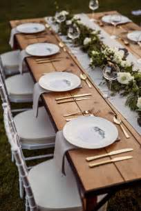 Dining Table Place Settings The 25 Best Wedding Tables Ideas On