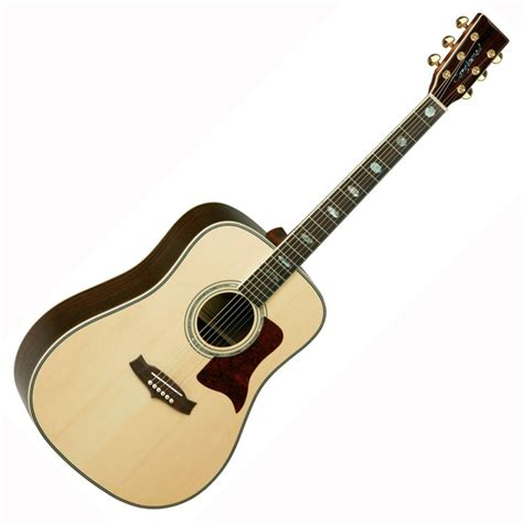 Gitar Apx500ii Elektrik Solid Spurce tanglewood tw1000n solid spruce acoustic guitar used at