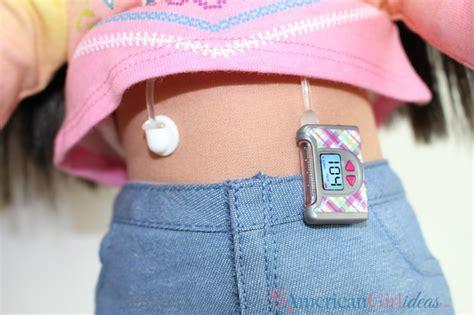 american girl doll house kit american girl diabetes care kit review american girl ideas american girl ideas