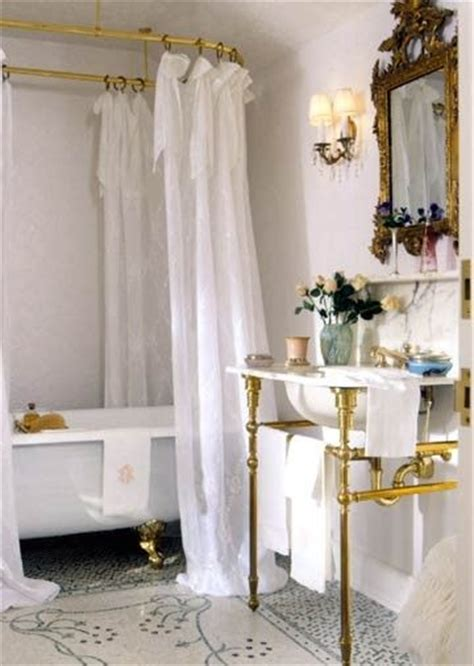 8 foot shower curtain 40 best images about clawfoot tub shower on pinterest