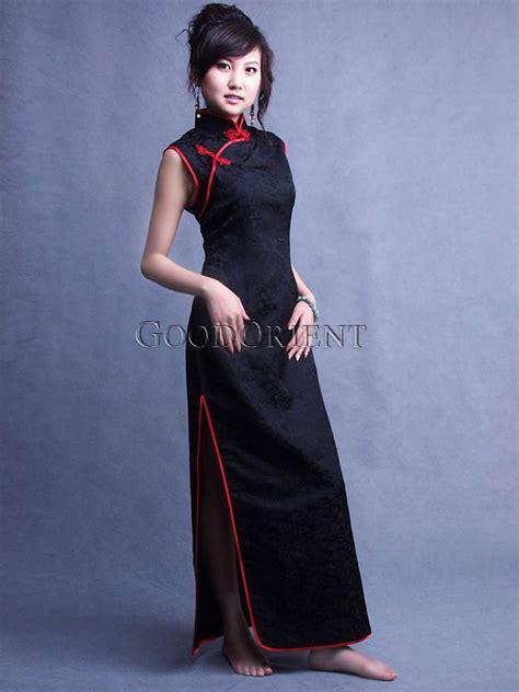 Id Two Pattern Cheongsam Dress cheongsam dresses