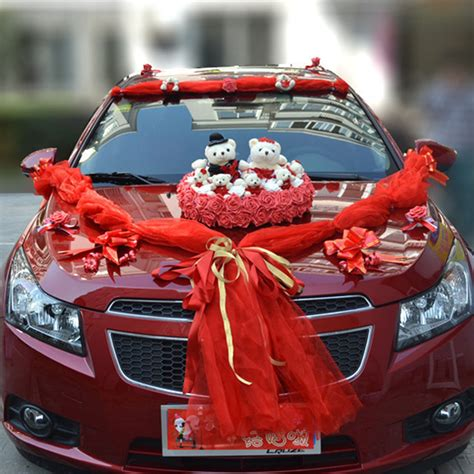 Wedding Car Decoration Kit by Best Wedding Car Decoration Kit Images Styles Ideas